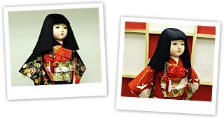 市松人形(2)