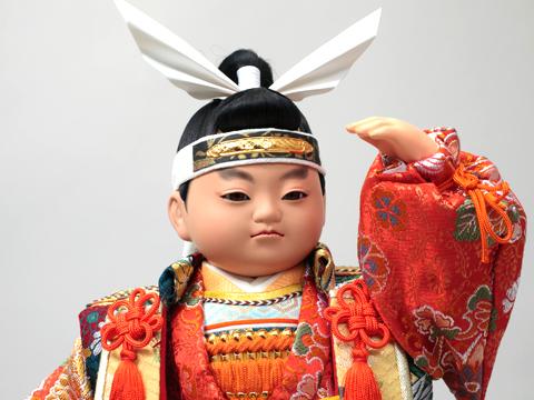 武者人形 桃太郎