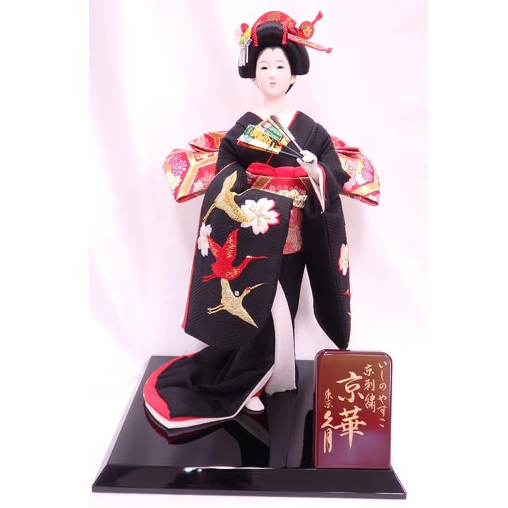 京華 いしのやすこ京刺繍 8号   A4803