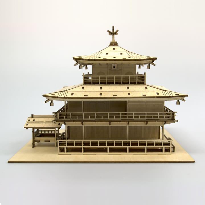ki-gu-mi 金閣寺
