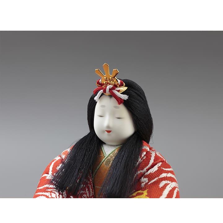 芹川英子監修  木目込親王飾り  EK5_3