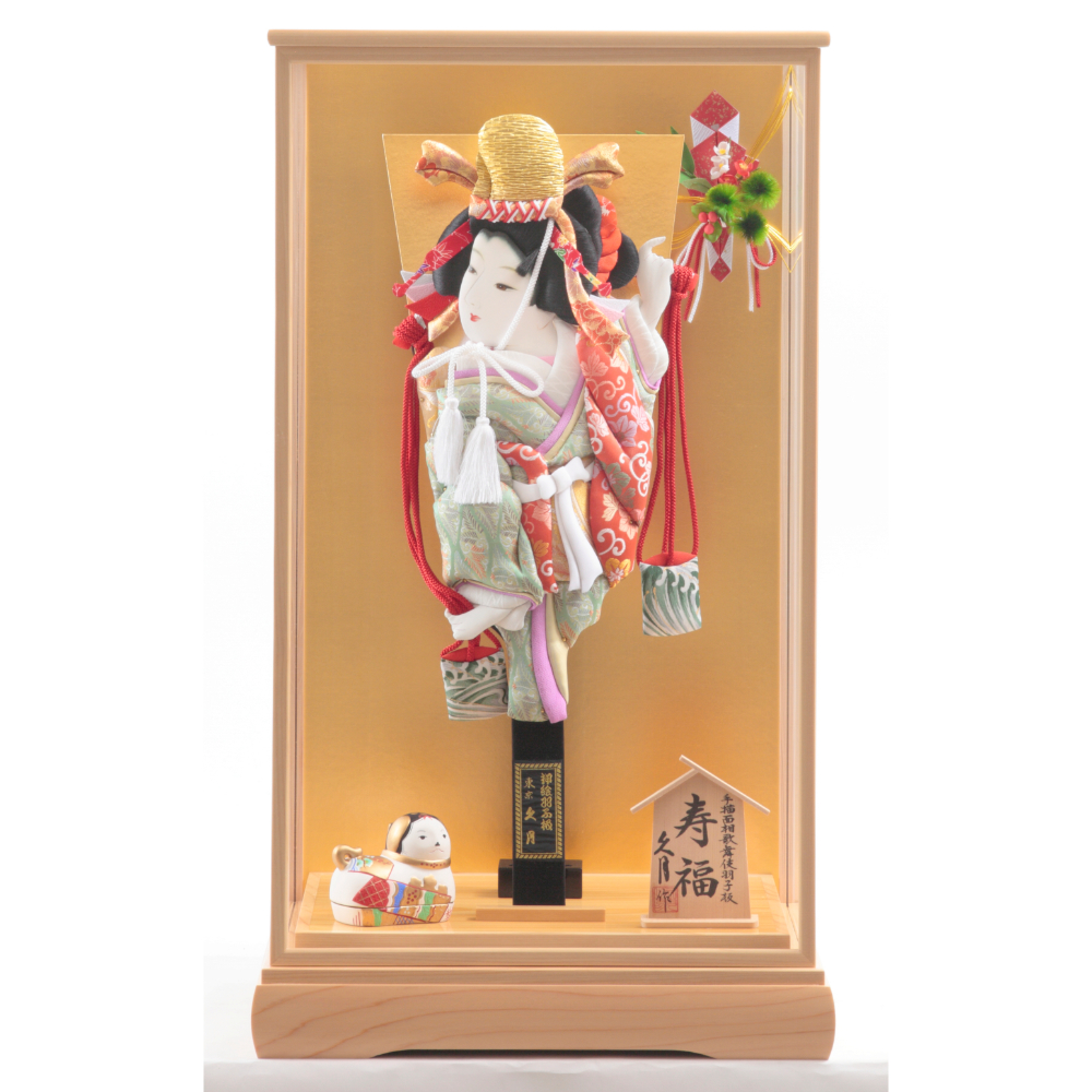 羽子板ケース飾り 70EH-12
