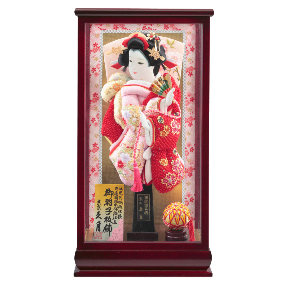 羽子板ケース飾り 70EH-09