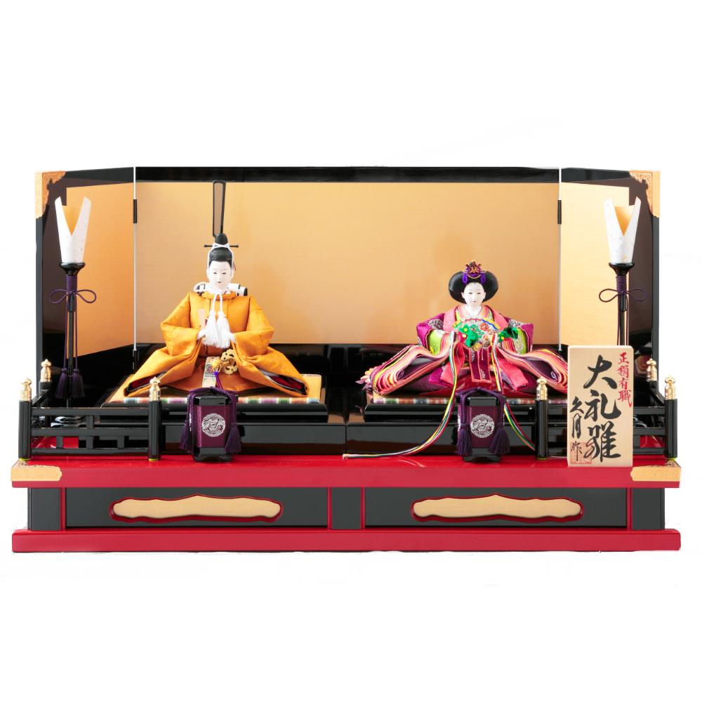 大礼雛 親王飾り 70HC-09