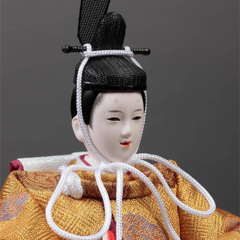 檜 収納親王飾り 71HC-09_2