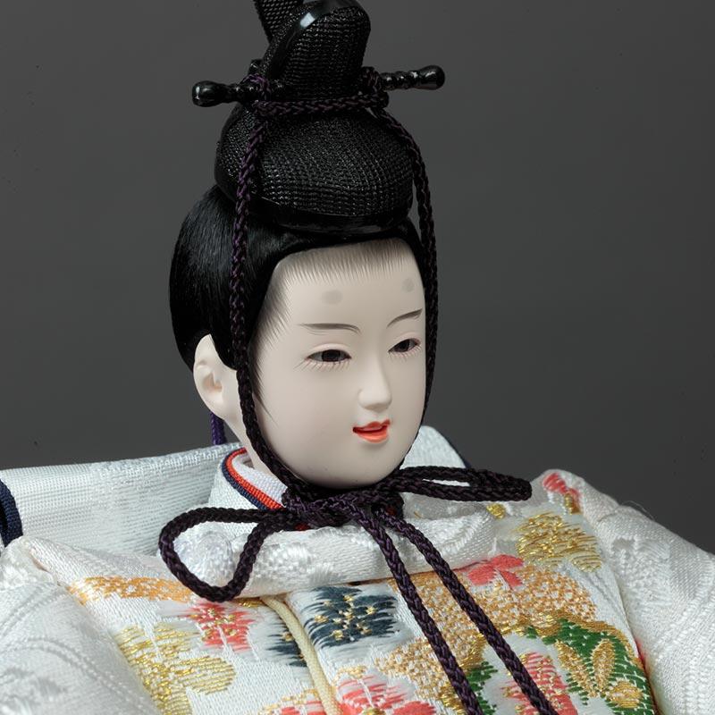 楢 収納親王飾り 71HC-12_2