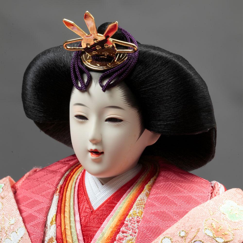 収納親王飾り 西陣織金襴 71HC-15_3