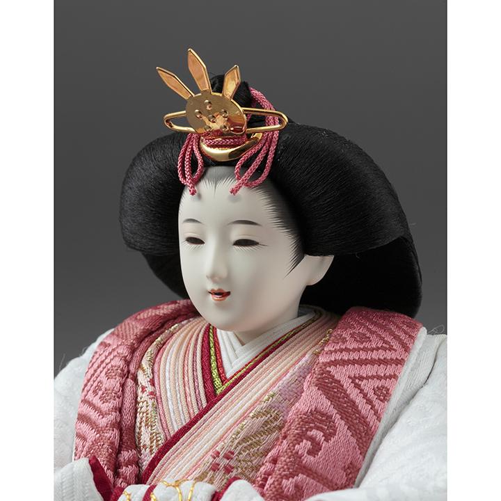三色菫 親王飾り 71HC-46_3